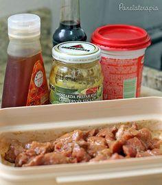 PANELATERAPIA - Blog de Culinária, Gastronomia e Receitas: Tempero para Carne de Porco