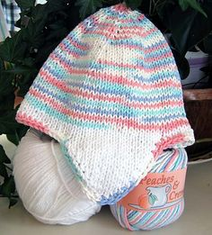 Ravelry: Baby Earflap Hat pattern by Kathy North - *pattern