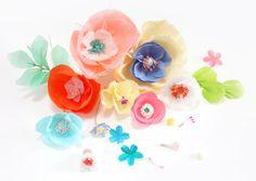 Atelier Fleurs en papier - Adeline Klam