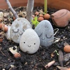 Ganz nette Deko für den Garten...