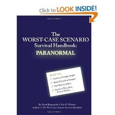The authors of the Worst-Case Scenario Survival Handbook series are back with all-new, expert advice designed to help readers fend off the furry, fanged, freaky, and frightful. This classic handbook format is packed with new illustrated instructions for crucial scenarios ranging from the domestic (How to Host a Cocktail Party When Your House is Haunted) to the scary (How to Survive a Zombie Attack in the First Day, First Week, and Long Term) to the practical (How to Break Up with a Vampire).