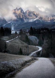 Cortina d'Ampezzo - Dolomites, Italy