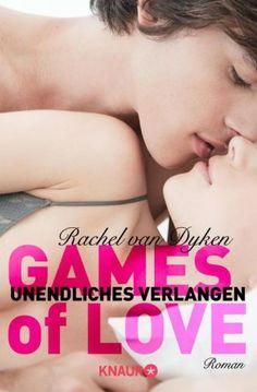 """Auch wenn Rachel van Dyken in """"Games of Love. Unendliches Verlangen (Band 02)"""" die Oma im Hintergrund ein bisschen dusselig agieren lässt, steigert sich die Autorin hier in der Fortsetzung deutlich. Fans erotischer Literatur spielen hier keine Spielchen."""
