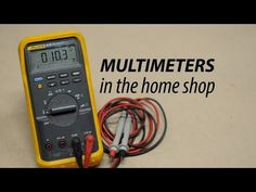 [Video] Tips And Tricks To Help Your Master Your Multimeter Skills. - Page 2 of 2 - BRILLIANT DIY