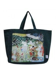 Moomin Dangerous Journey Shopper Bag £19.00 www.thunderegg.co.uk