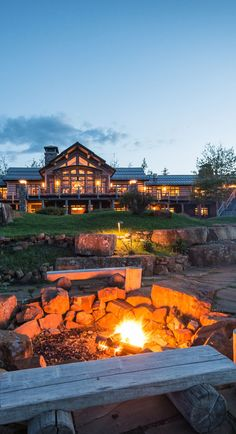 Thought I should post a photo of our vacation home in the mountains. Can't wait to get back out there and enjoy some fireplace and hot cocoa while it snows. EJ thinks we should just live here for the majority of the year.. but I think we should wait until we retire.