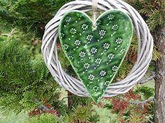 Rylance / zelené srdce vo venci