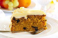 Dessert: Carrot Cake