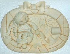 Babou Bricole: la porcelaine froide de Brigida - Blog - Pâte à sel