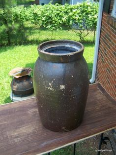 Butter Churn Pottery Antique / Primitive NC SC or Georgia Edit item   Reserve item  $125.00 DISCOUNTS