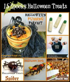 15 Spooky Halloween Treats - My Husband Ate All My Ice Cream