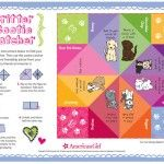 More American Girl Printables