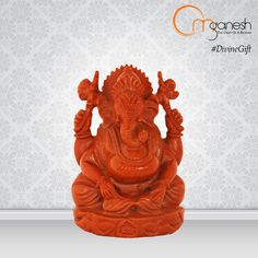Increase the output and productivity in your workplace with the #DivineGift of a Lord Ganesha idol crafted from Sandstone, a stone of creativity.   http://bit.ly/28AO772
