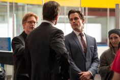 White Collar, Season Five episode 'Ice Breaker'