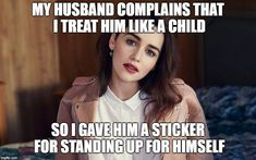 33 Truths About the Married Life. Bad Husband, Husband Meme, Happy Husband, Happy Wife, Husband Quotes, Marriage Life, Happy Marriage, Relationship, Wife Memes