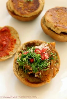 THE STREET FOOD OF MUMBAI, INDIA BRINGS IN ALL THE REGIONAL FOODS AND ETHNO-RELIGIOUS GROUPS OF INDIA...WHICH ARE MANY...Dabeli recipe-Mumbai street food. one of my favorites!