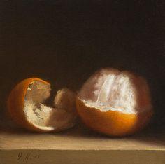 Peeled Orange