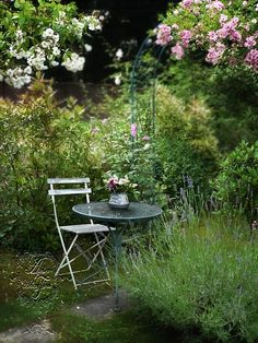 My herb garden Garden Cottage, Home And Garden, Garden Living, Outdoor Living, Outdoor Decor, Garden Spaces, Herb Garden, Cacti Garden, Dream Garden