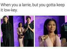 I'm not a Larry supporter but this is still funny<<<< I'm a larrie and this is fucking hilarious Larry Stylinson, One Direction Humor, I Love One Direction, Veronica, Larry Shippers, Louis And Harry, Treat People, Bae, 1d And 5sos