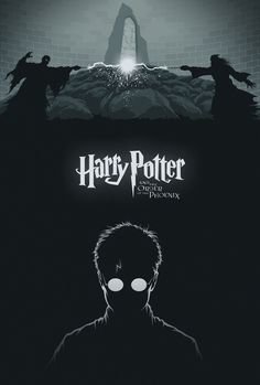 Harry Potter & the Order of the Phoenix Art Print by Cameron K. Lewis | Society6