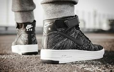 @NIKE TREND AF1 ULTRS FLYKNIT MID #perugiashop #swag#outfit#swagger #shoesporn