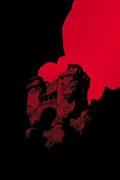 lapofthegods:  Art of Sir Edward Grey: WitchFinder, by Dark Horse Comics.