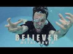 Believer (metal cover by Leo Moracchioli) Music Songs, Music Videos, Justin Tranter, Wayne Sermon, Dan Reynolds, Do Video, Artist Album, Music Covers, Imagine Dragons