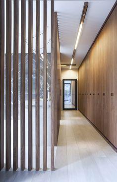 Villa in 't Gooi; master suite; design Remy Meijers