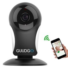 GUUDGO GD-SC11 960P Mini Cloud WIFI IP Camera IR-Cut Night Vision Two-way Audio Motion Detection Alarm Camera    Highlight:    960PHigh-Definition,110°Wide-Angle Advanced Glass Lens:960P Color Sensor 1/3 CMOS 1.3Megapixel provide you with the best image & video recording quality,180 Degreemanualrotation.    SUPPORT CLOUD STORAGE & SUPPORTAmazon Website Service:It has 15 Days FREE Cloud Storage , let you Look back on recorded motion-triggered video clips stored in the cloud. Support…