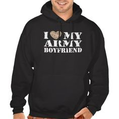 Army Girlfriend Pullover