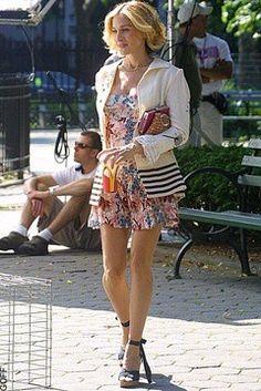 Carrie Bradshaws hair