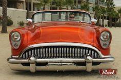 Brent Rothweiler's 1954 Buick Kustom Built By Oz Kustoms - Rod Authority