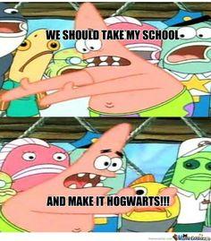patrick hogwarts