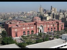 Egyptian Museum, Cairo, Egypt - Best Travel Destination