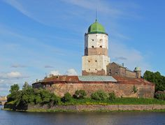 Vyborg Castle (Russian: Выборгский замок, Finnish: Viipurin linna, Swedish: Viborgs fästning) is a Swedish-built medieval fortress around which the town of Viborg (today in Russia) evolved.