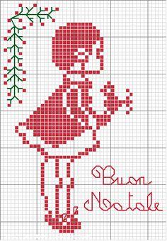 Buon Natale crocettando by giuseppina ceraso