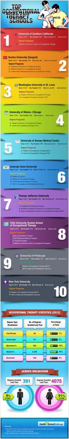 occupational therapy grad school essay