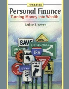 Bestseller Books Online Personal Finance: Turning Money into Wealth (5th Edition) Arthur J. Keown $141.59  - http://www.ebooknetworking.net/books_detail-0136070620.html