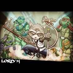 Who's the Master??? by Lord Mesa Art