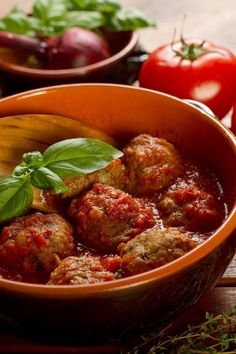 Italian Melt-In-Your-Mouth Meatballs Recipe