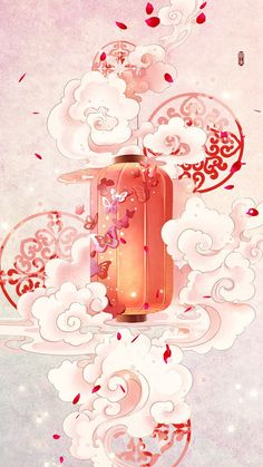 Weibo Source by Kaowraowjubb Chinese Drawings, Art Drawings, Cute Wallpapers, Wallpaper Backgrounds, Photoshop Elementos, Yuumei Art, Chinese Wallpaper, Japon Illustration, Art Asiatique