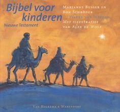 Bijbel voor kinderen - Het Nieuwe Testament