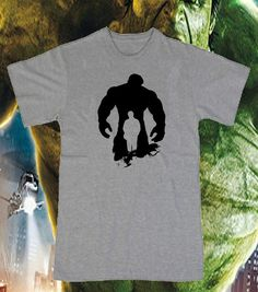 Cool Incredible Hulk Shirt Marvel SuperHero Gift Idea Tee Unisex Sizes S-3XL  14 Color Choices Available