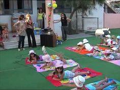 2ος Παιδικός Σταθμός Ασπροπύργου γιορτή καλοκαιρινή - YouTube