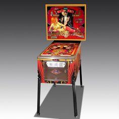 Mata Hari Pinball Machine by Bally 'Coming Soon' Pinball, Luxury Gifts For Men, The Incredible True Story, Mata Hari, Game Room Decor, Moving To Paris, Site Visit, Vintage Adidas, Vintage Games