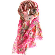 love this scarf for spring!! eeee!