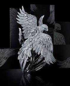 Jewelry Designer Blog. Jewelry by Natalia Khon: Jewellery Masterpieces. Watch by Cartier