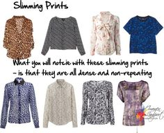 Choosing Prints to Disguise Your Tummy http://www.insideoutstyleblog.com/2014/02/choosing-prints-to-disguise-your-tummy.html