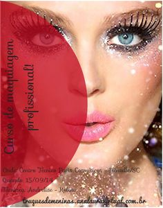 Truques de Meninas : Curso de maquiagem profissional