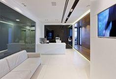 Rotshildtower# dental clinics # interior design# GammaArc group # tel aviv